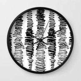 Phonetic #798 Wall Clock