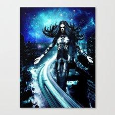 Asmodeus - Dark of Night Canvas Print