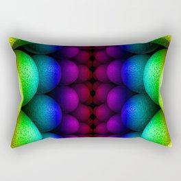 Bilateral Rainbow Rectangular Pillow