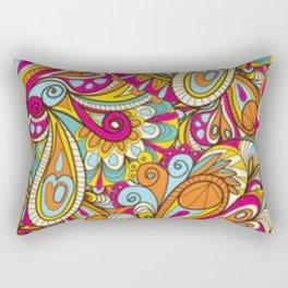 Retro design Rectangular Pillow