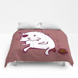 dog poo Comforters