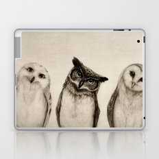 The Owl's 3 Laptop & iPad Skin