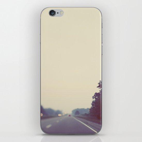 Cross Country iPhone & iPod Skin