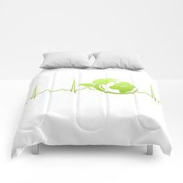 Ecologist Heartbeat Comforters
