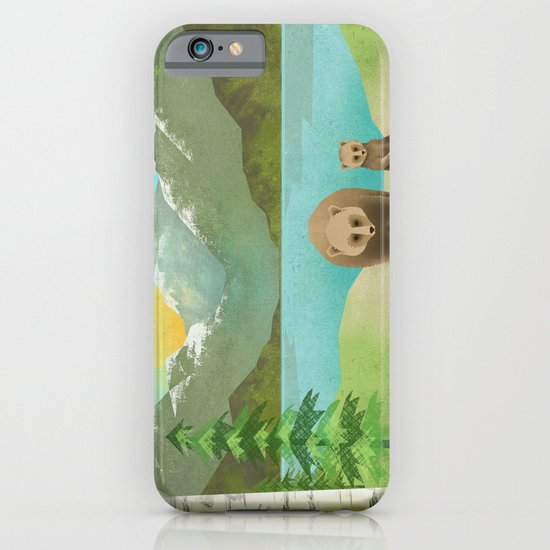 one cub iPhone & iPod Case