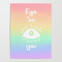 Eye See You Poster