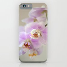 orchid close up iPhone 6s Slim Case
