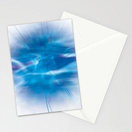 Mystic Blue Stationery Cards