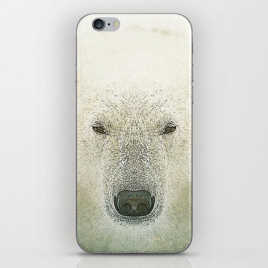 King of the north iPhone & iPod Skin