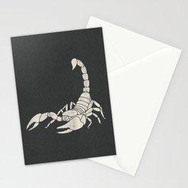 Scorpion No. 2 Stationery Cards