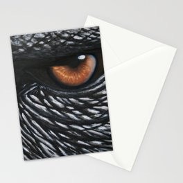 Inaction - Gorilla Stationery Cards