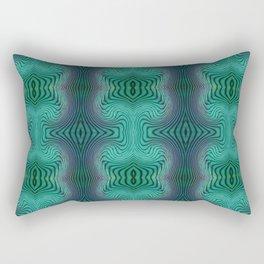 Varietile 37 (Repeating 1) Rectangular Pillow