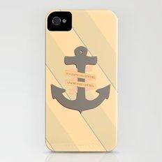 Winter's Tale iPhone (4, 4s) Slim Case