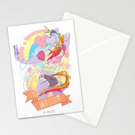 I'm FABULOUS Stationery Cards
