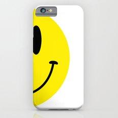 Half Smile (Left) iPhone 6s Slim Case