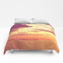 70'S ACIDIC SUNRISE Comforters
