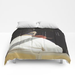 Father and son Comforters