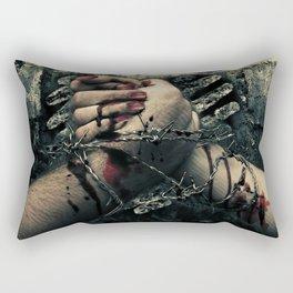 TIL DEATH DO US PART Rectangular Pillow
