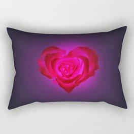 Heart of flower Rectangular Pillow