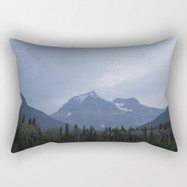 mount robson Rectangular Pillow