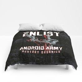 Destroy Organics Comforters