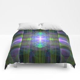 Alien Birth 1 Comforters