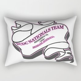 Perth Cheer and Dance Crew - Nationals Team 2014 Rectangular Pillow