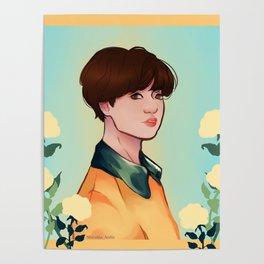 Purple U: Jungkook. Poster