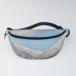 From Chaparral To Snow Fanny Pack