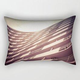 Undulating Rectangular Pillow