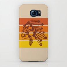 Nod to the 70's Galaxy S7 Slim Case