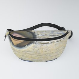 Yellow bolt Fanny Pack
