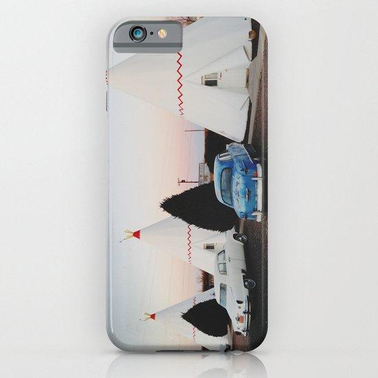 Wigwam Motel iPhone & iPod Case