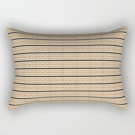 Designer Fashion Bags Abstract Rectangular Pillow