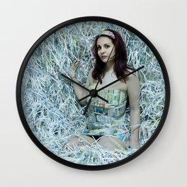 Re-Use 1 Wall Clock