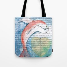 Fish of Far-Sightedness Tote Bag
