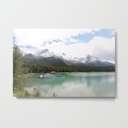 My Heart Goes Out To You Metal Print