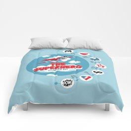 Superhero Kit Comforters