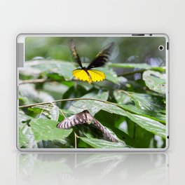 Butterflies at Sepilok Laptop & iPad Skin