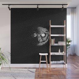 Moon Blinked Wall Mural