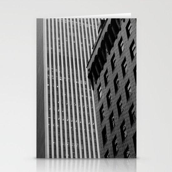 NY.Skyscraper III Stationery Cards