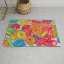 Fruity Cereal Rug