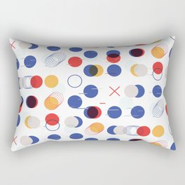 Fast Moving Parts Rectangular Pillow