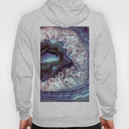 Ocean Blues Quartz Crystal Hoody