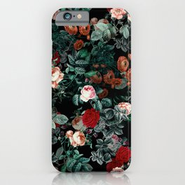 NIGHT GARDEN XXV iPhone Case
