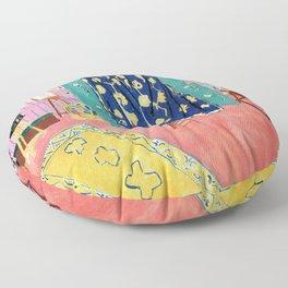 Henri Matisse The Pink Studio Floor Pillow