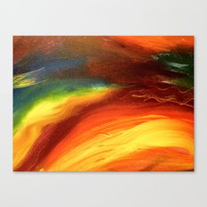 Scorch Canvas Print