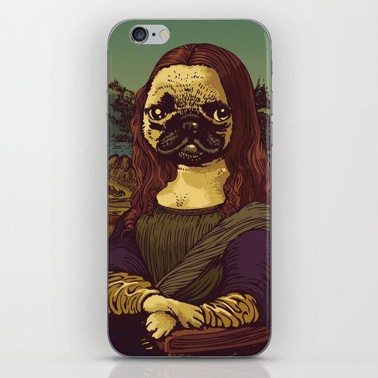 Pugalisa iPhone & iPod Skin