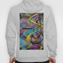 Highways colours Hoody