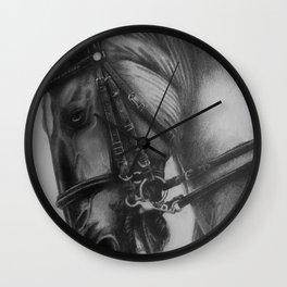 Show Tme Wall Clock